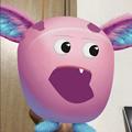Photos: ARでパペット人形が楽しめる「YoPuppet」- 12:謎の宇宙生物!?