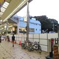大須商店街:ケーキ屋「シャポーブラン大須本店」の跡地が更地に - 2