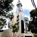 リニューアル工事中の名古屋テレビ塔:テレビ塔横に新たな建物!? - 4(パノラマ)