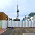 商業施設が侵食した感じしかしないリニューアル工事中の久屋大通公園 - 2