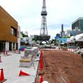 商業施設が侵食した感じしかしないリニューアル工事中の久屋大通公園 - 4