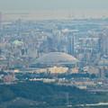 Photos: 弥勒山山頂から見た景色 - 9:ナゴヤドーム