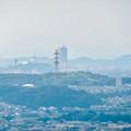 Photos: 東谷山山頂から見たスカイステージ33 - 1