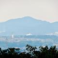 Photos: 東谷山山頂から見た尾張白山