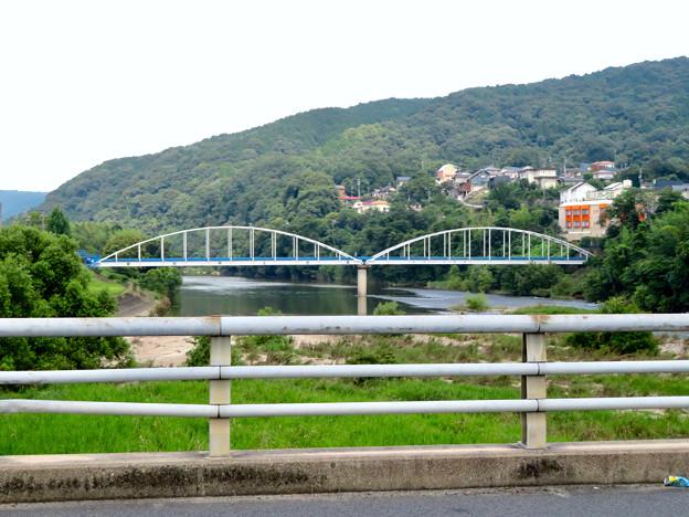 庄内川に架かる愛知県用水道の水道橋 - 1