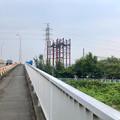 建設中のリニア中央新幹線 神領非常口(2020年8月8日)- 1