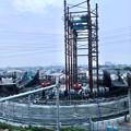 Photos: 建設中のリニア中央新幹線 神領非常口(2020年8月8日)- 11