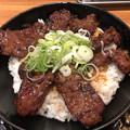 Photos: 韓丼の上ハラミ丼 - 2