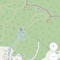 Photos: OpenStreetMap:道樹山と縁者不動の滝 - 2