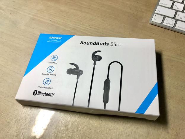 ANKER SoundBuds Slim - 1:箱