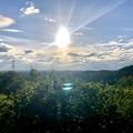 春日井市少年自然の家「野外教育センター」 - 33:展望台から見た景色(桃花台方面)