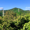 Photos: 春日井市少年自然の家「野外教育センター」展望台から見た春日井三山