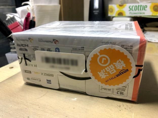 Amazonアウトレットでデジカメ「WX800」を購入 - 1
