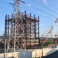 Photos: 建設中のリニア中央新幹線 神領非常口(2020年9月8日) - 3