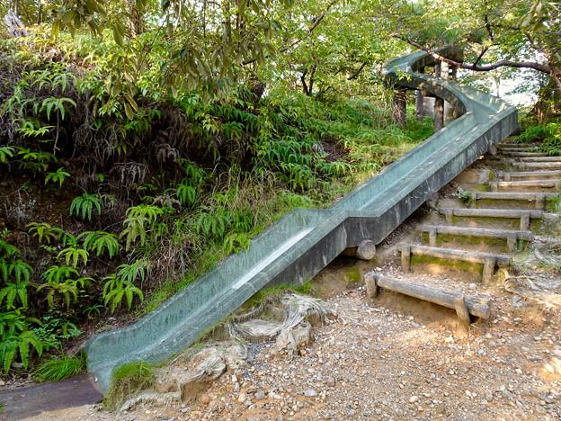 春日井市少年自然の家「野外教育センター」 - 84:滑り台