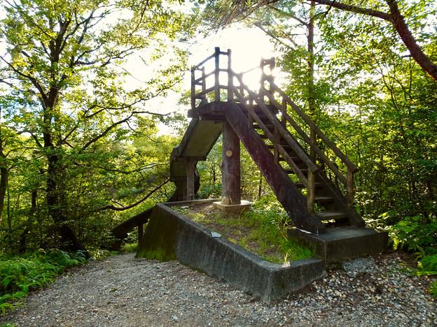春日井市少年自然の家「野外教育センター」 - 85:滑り台
