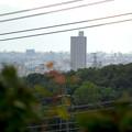 春日井市少年自然の家「野外教育センター」展望台から見た景色 - 18:スカイステージ33