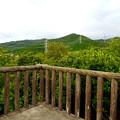 春日井市少年自然の家「野外教育センター」展望台から見た景色 - 22:春日井三山