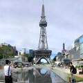 Photos: リニューアルした久屋大通公園「レイヤード・ヒサヤオオドオリ・パーク」のパノラマ写真