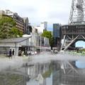 Photos: リニューアルした久屋大通公園「ヒサヤオオドオリパーク」 - 19:水場とスモーク