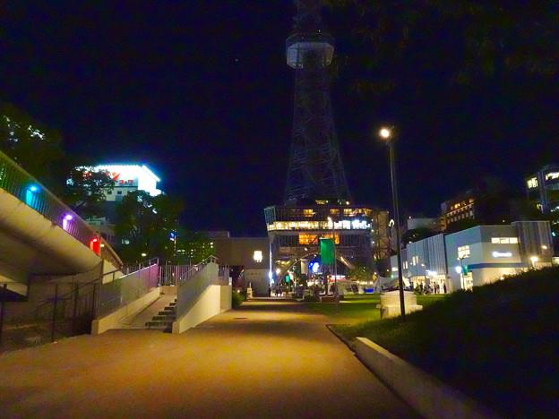 夜のリニューアルした久屋大通公園「ヒサヤオオドオリパーク」 - 26