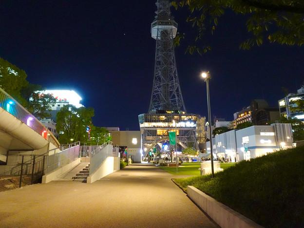 夜のリニューアルした久屋大通公園「ヒサヤオオドオリパーク」 - 27