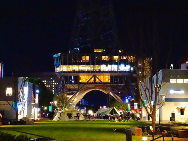 夜のリニューアルした久屋大通公園「ヒサヤオオドオリパーク」 - 30
