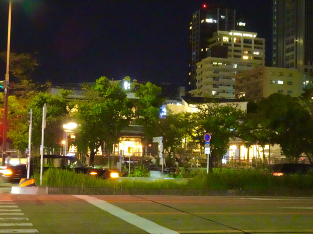 夜のリニューアルした久屋大通公園「ヒサヤオオドオリパーク」 - 33