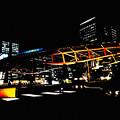 Photos: WX800のピクチャーエフェクト「ポスタリゼーション」で撮影したオアシス21 - 2