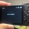 Photos: WX800:表示できない画像