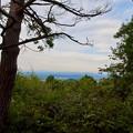 弥勒山山頂から見た多治見方面の山々 - 1