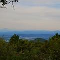 弥勒山山頂から見た多治見方面の山々 - 2
