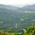 Photos: 弥勒山頂上から見たオールドレイクゴルフ倶楽部