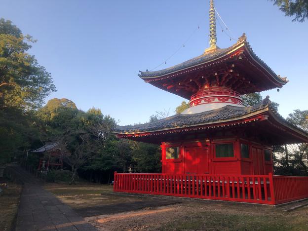 尾張信貴山 泉浄院の多宝塔 - 7