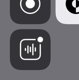 iOS 14:周辺音をチェックし通知してくれる「サウンド認識」機能 - 1(コントロールセンター)