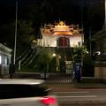 夜のチベット仏教寺院「強巴林」 - 1