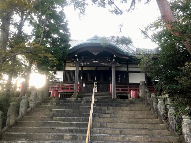 尾張信貴山 泉浄院 No - 39:本堂