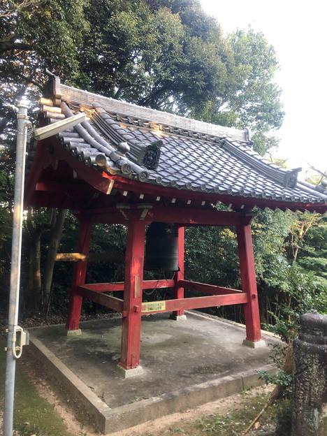 尾張信貴山 泉浄院 No - 47:鐘つき堂