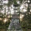 尾張信貴山 泉浄院 No - 52:石灯籠