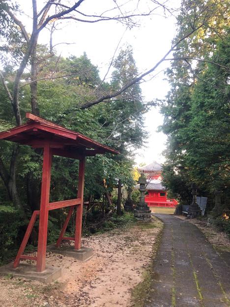 尾張信貴山 泉浄院 No - 46