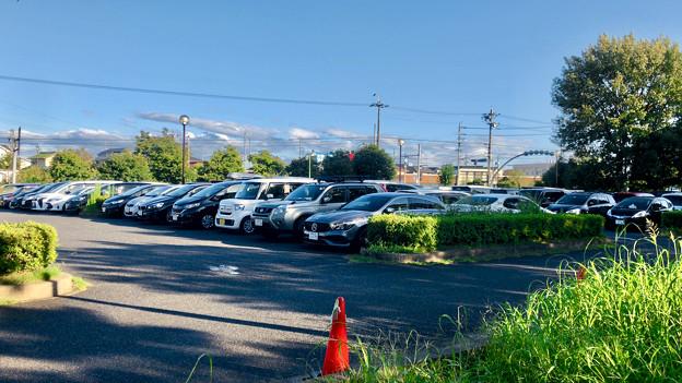 小幡緑地 西園 No - 3:駐車場