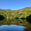 Photos: 大谷北池 - 4:弥勒山と大谷山