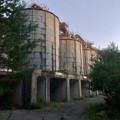 Photos: 春日井東部の山中にある巨大なタンク