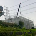 Photos: 桃花台線の桃花台東駅解体撤去工事(2020年10月7日) - 1