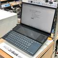 Photos: 変わったASUSの2画面ノートPC「ZenBook Duo UX481FL」 - 1