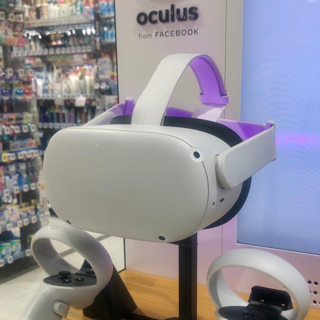 Oculus Quest 2(サンプル) - 2