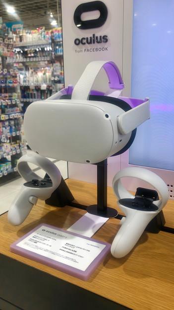 Oculus Quest 2(サンプル) - 1