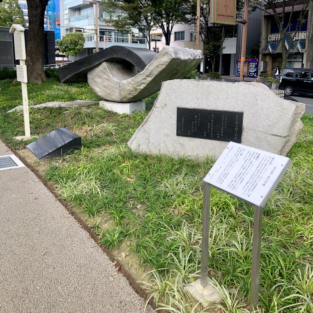 リニューアル直後で賑わう久屋大通公園 - 34:蕉風発祥の地