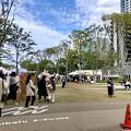 リニューアル直後で賑わう久屋大通公園 - 20:ソーシャルタワーマーケット