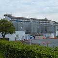 解体工事中の旧・桃花台線桃花台東駅(2020年10月22日) - 14